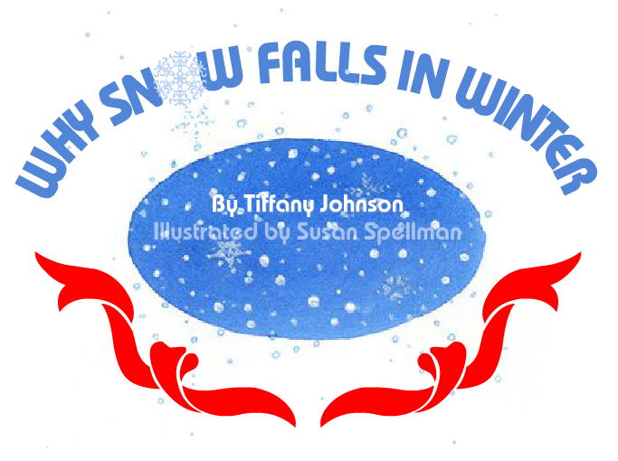 why snow falls in winter