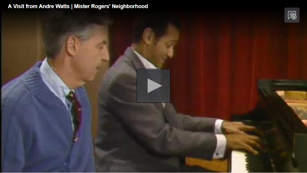 "Play ""A Visit from Andre Watts 